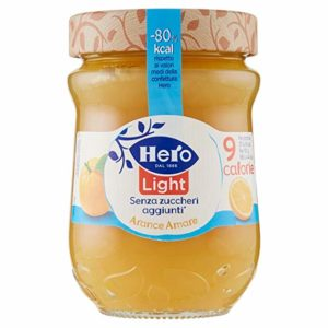 Hero confetture light arance amare 280 gr