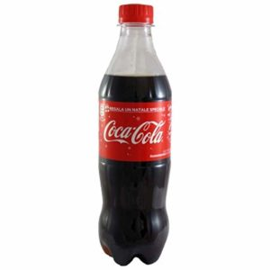 Coca cola regular   450 ml