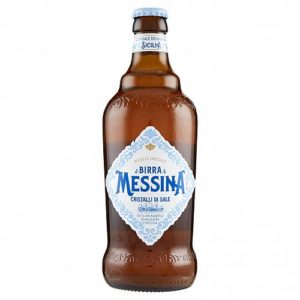 Messina cristalli sale 500 ml