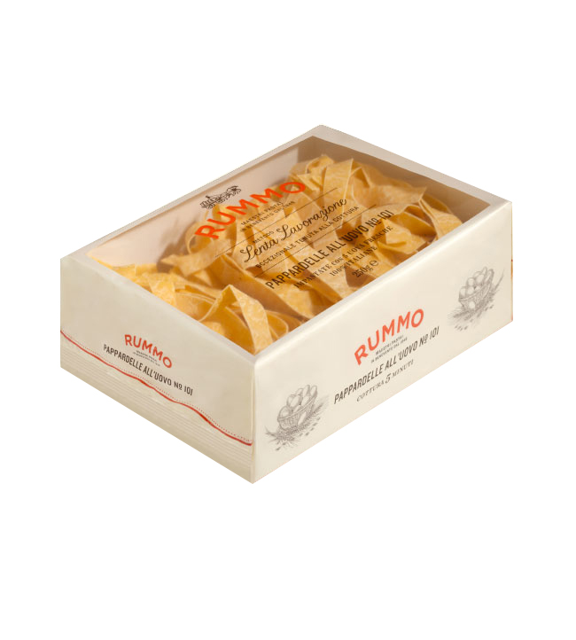 Rummo 101 pappard.uovo 250 gr