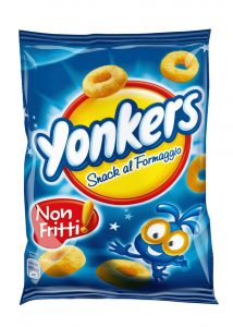 Yonkers    sacchetto 100 gr