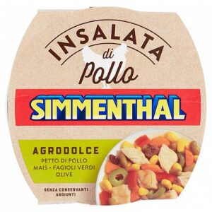 Simmenthal insalata pollo in agrodolce 160 gr