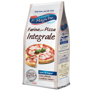 Loconte farina pizza integrale 500g