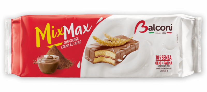 Balconi mix max cacao x10 350 gr