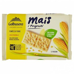 Galbusera cracker mais   400 gr