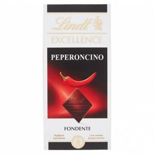 Lindt  excellence peperoncino 100 gr