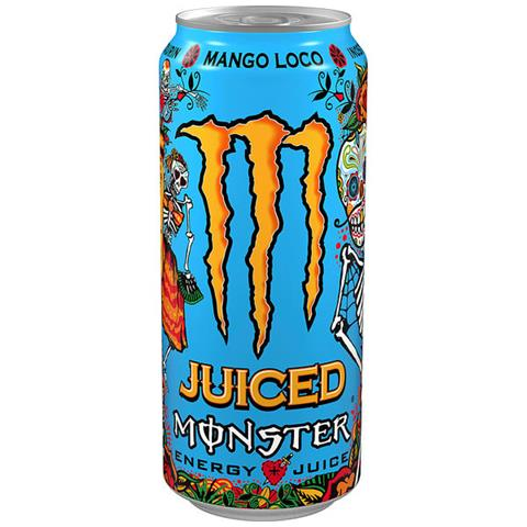 Monster mango cl 50 500 ml