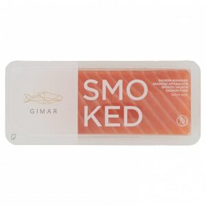 Smoked salmone affumicato a filetti 130 gr