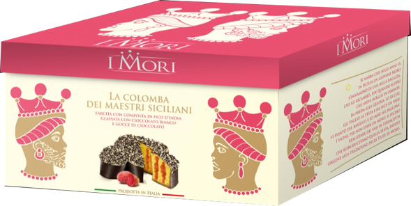I mori colomba fico india 800 g